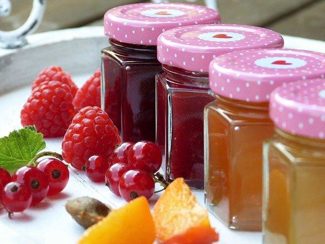 Gelées de fruits