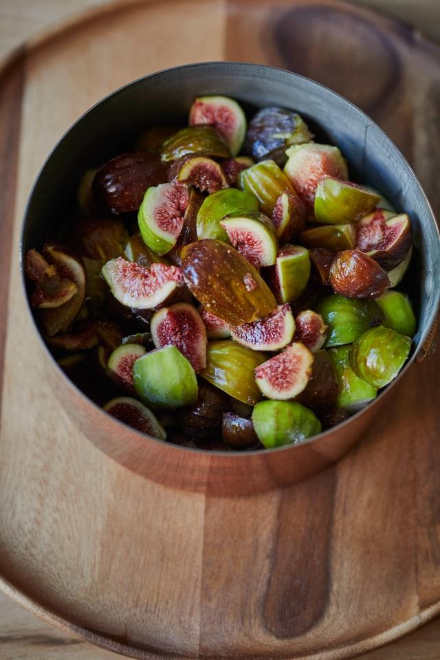 French Fig jam la P'tite Confiote